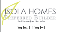 Isola Homes Preferred Builder Logo