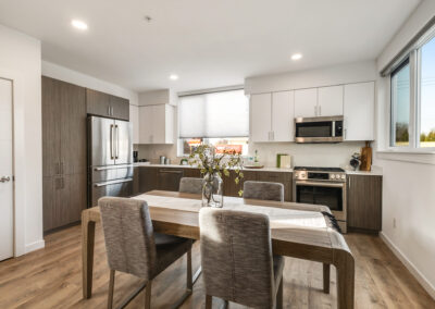Dining Area and Kitchen at 1459 NW 87th ST