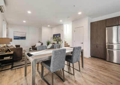 Dining Area and Living Room at 1459 NW 87th St