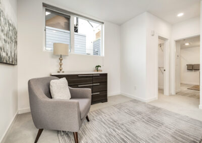 Owner's Suite Opens to a Walk-In Closet and Bathroom
