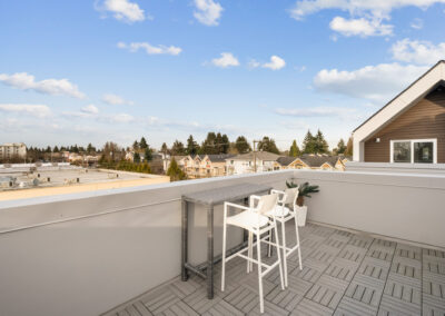 Fourth-Floor Deck at 1459 NW 87th St