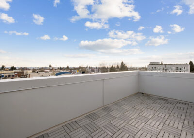 Deck Off the Bonus Room at 1459 NW 87th St in The Trondheim