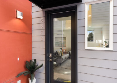 Front Door of 8573 Mary Ave NW in The Trondheim