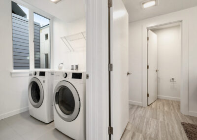 Laundry Room at 8573 Mary Ave NW in The Trondheim