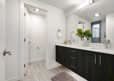 Owner's Suite Bathroom at 8573 Mary Ave NW