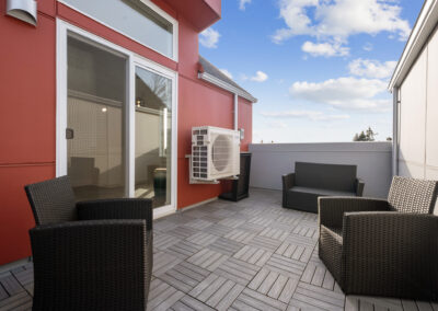 Deck off the Third Floor at 8573 Mary Ave NW
