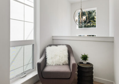 Sitting Area on the Second Floor at 8569 Mary Ave NW in the The Trondheim
