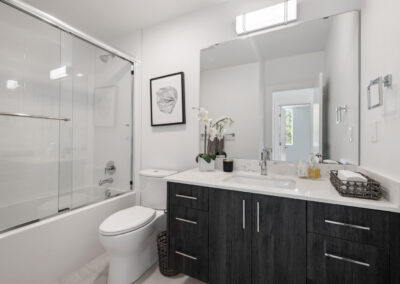 Second Floor Bathroom at 8569 Mary Ave NW in The Trondheim