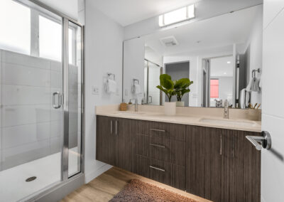 Owner's Suite Bath at 8559 Mary Ave NW in The Trondheim