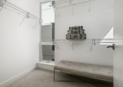 Walk-In Closet in the Owner's Suite at 8569 Mary Ave NW in The Trondheim