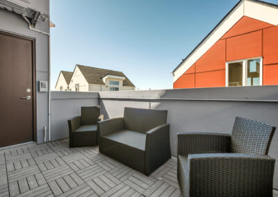 Third-Floor Deck at 8559 Mary Ave NW in The Trondheim